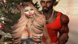 Second Life Josiah Royal Starring in WALEs Matrimony Remixed