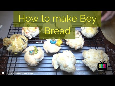 Beyblade Burst Bey Bread DIY Guide