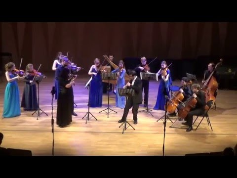Томазо Джованни Альбинони - Концерт для скрипки, струнных и бассо континуо до мажор