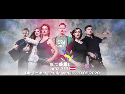 Volks-Rock'n'Roller Andreas Gabalier übernimmt die Patenschaft für die EM der Berufe 2020 in Österreich - ANHÄNGE
