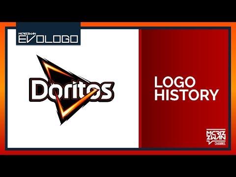 Doritos Logo History | Evologo [Evolution of Logo]