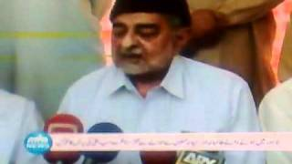 MTA Press Conference on Lahore attacks on Ahmadiyya Muslim Mosques on 28th May 2010