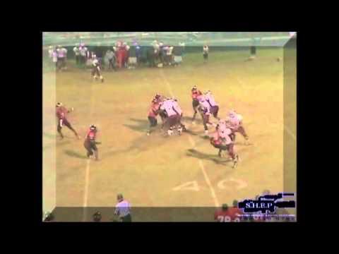 Antonio Williams #33 Highlights West Mecklenburg High School
