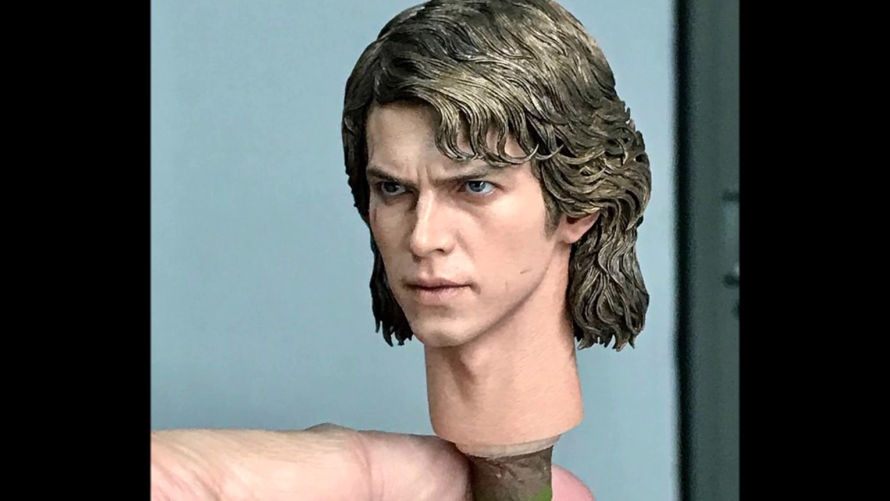 Hot Toys Anakin Skywalker Preview YouTube