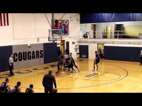 Cuyahoga Community College vs. Columbus State Community College 01/13/16