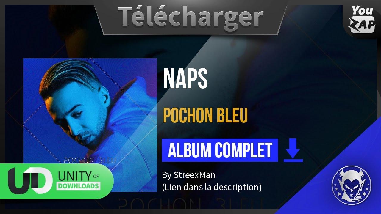 album naps pochon bleu gratuit