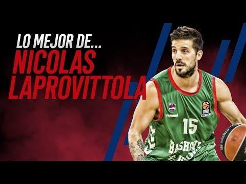 Lo mejor de... Nico Laprovittola