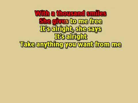 Little wing Jimi Hendrix  best karaoke instrumental lyrics