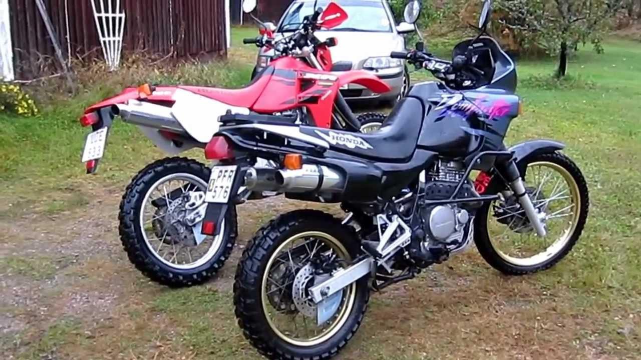 Honda Xr650  U0026 Nx650