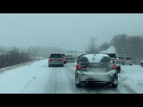 12-15-2019 Kansas City, MO - Winter Travel Nightmare