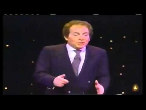 Jackie Mason The World According to Me (1988)