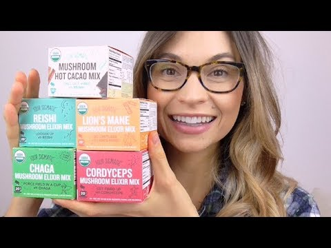 REVIEW: FOUR SIGMATIC MUSHROOM ELIXIRS