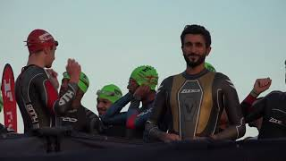 IRONMAN 70.3 Middle East Championship Bahrain 2017