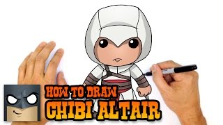 How to Draw Chibi Altair | Assassin