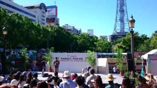 Eden Kai - Monogatari [モノガタリ] (Nagoya Hawaii Festival 2017)
