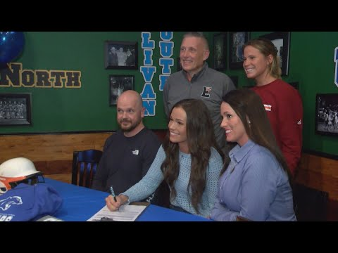Elizabethton's Maci West signs with Cleveland State