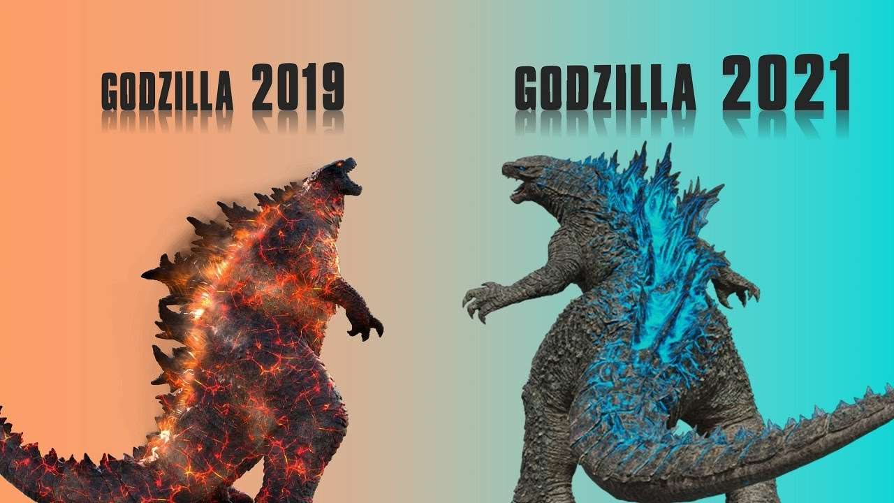 Download Differences Between Godzilla 2019 and 2021