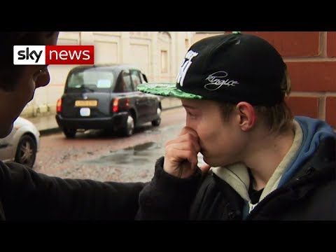 """They tell me to live on the streets"" - universal Credit ""isn't working"""