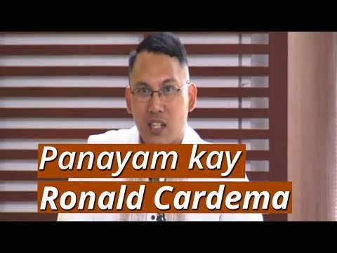 UB: Panayam kay Ronald Cardema