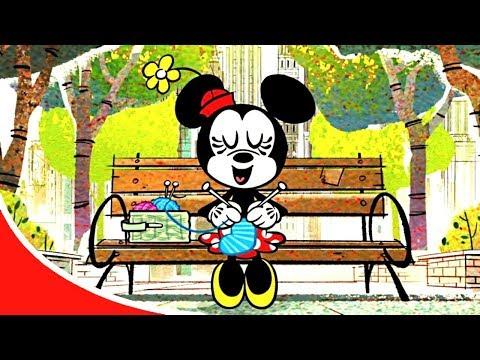 🔴 ПРЯМОЙ ЭФИР! Микки Маус - Обновлённая Классика | Короткометражные мультфильмы Disney