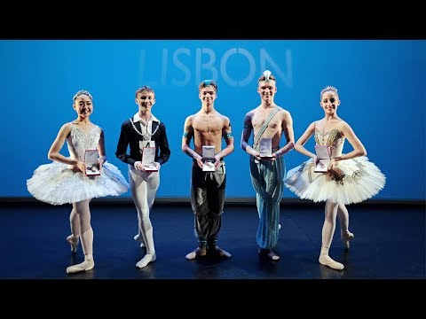 Meet the winners of the 2017 Genée International Ballet Competition