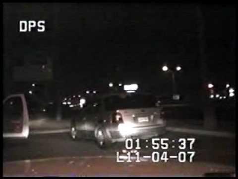 Brownsville City Commissioner Charlie Atkinson DWI Arrest - November 4, 2007