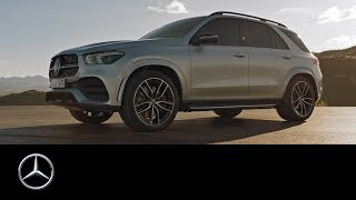 Mercedes-Benz GLE (2018): Exterior Design