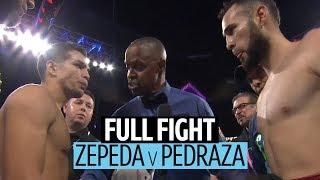 Full fight: Jose Zepeda v Jose Pedraza | Fury v Wallin undercard
