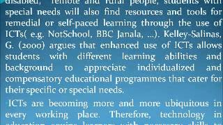 The Use Of Technology In Education.wmv