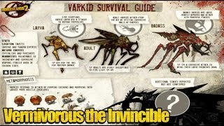 Borderlands 2 Secrets: Vermivorous the Invincible Legendary Boss