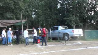Hay River NT NWT OTC (Old Town Challenge) 2011 getting ready