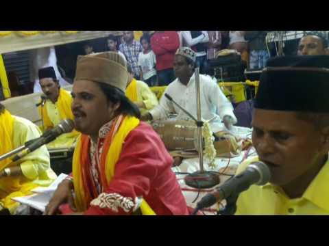 Gulam waris with hafiz warsi patwar bagan  ali moula ali