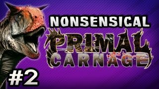 SPIT ON EM - Nonsensical Primal Carnage w/Nova & Sp00n Ep.2