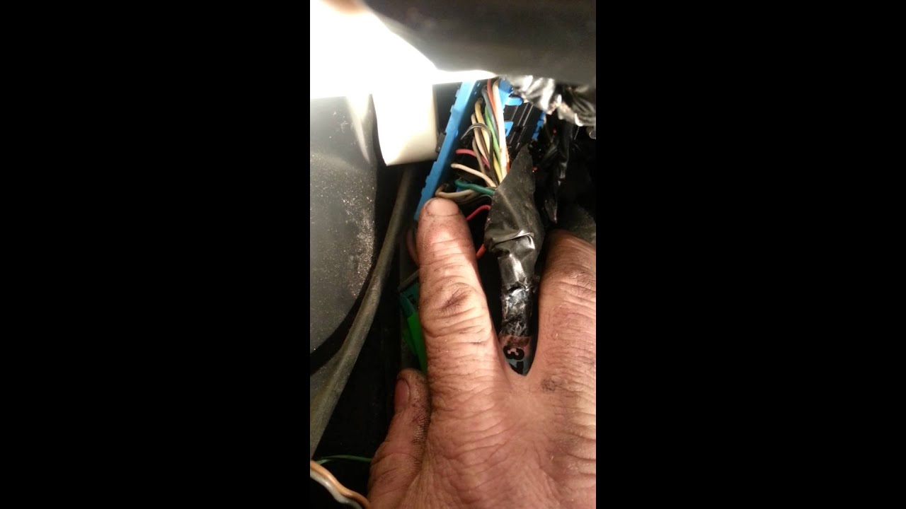 2004 Pontiac Sunfire Fuel Pump No Power Youtube Wiring Malfunction From The Pcm To Fuelpump Relay Here Is A