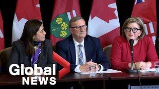 Coronavirus outbreak: 'Presumptive case' of virus confirmed in Toronto
