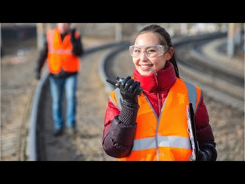 Locomotive Firers (Railroad Workers) Career Video