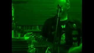 ZARACH BAAL THARAGH - Living Backwards - SAINT VITUS COVER (webcam alone rehearsal)