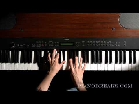 How to Play Piano Lessons - 2 - Playing Emotions and #1 Easy Jazz Piano Chords