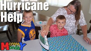 Helping Others in Need || Mommy Monday