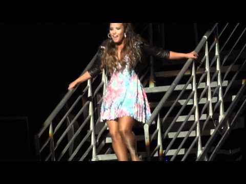 "Demi Lovato - ""You're My Only Shorty"" (Live in Los Angeles 9-23-11)"