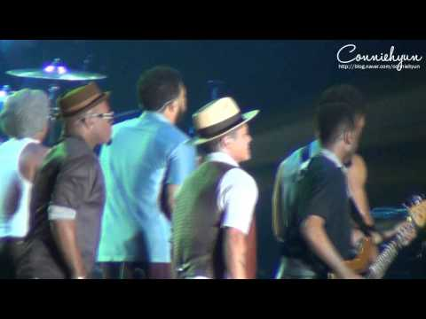 Bruno Mars 140329 The Moonshine Jungle Tour in HONGKONG - Treasure