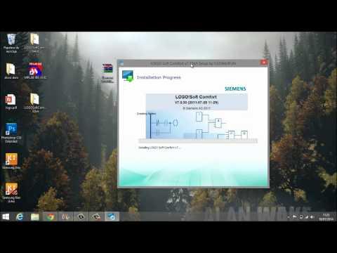 Como Instalar Logo Siemens