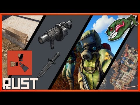 Rust The QOL Update | Raid Debris, Grenade Launcher, Combat Knife, Large Oilrig #183 (Rust Updates) thumbnail
