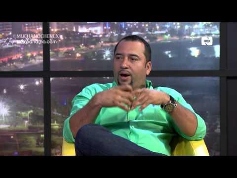 Mucha Noche: Entrevista Gustavo Flores