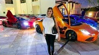كيف يعيش أطفال إيران الأغنياء ؟ حياة فاخرة لا تصدق !!