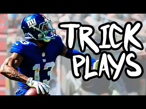 Top Trick Plays of the 2018 Season!