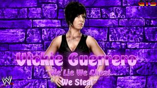 "2014: Vickie Guerrero - WWE Theme Song - ""We Lie We Cheat We Steal"" [Download] [HD]"