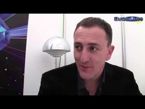 Interview med Sergej Cetkovic (Montenegro) efter 1. lydprøve