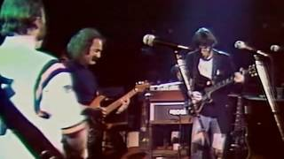 Crosby, Stills, Nash & Young   Almost Cut My Hair Live 1974