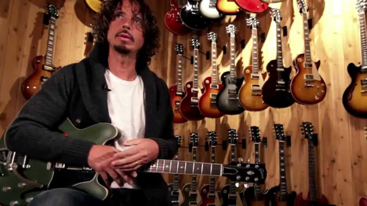 soundgarden at guitar center youtube. Black Bedroom Furniture Sets. Home Design Ideas